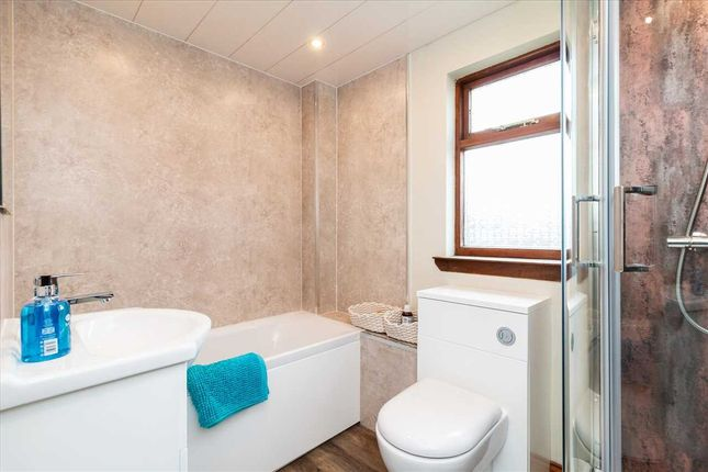 Bathroom of Dunedin Drive, Hairmyres, East Kilbride G75