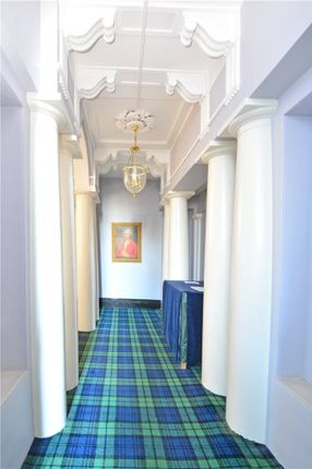 Hallway of Macartney House, Chesterfield Walk, Greenwich, London SE10