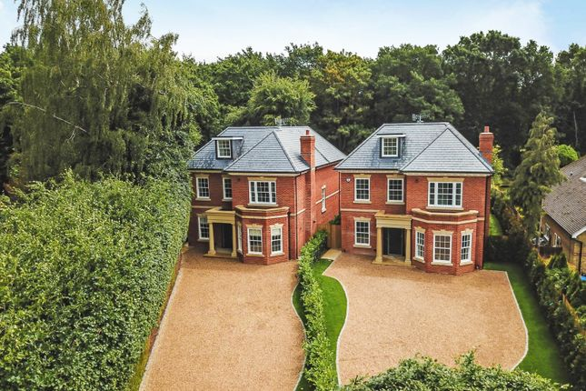 Thumbnail Detached house for sale in The Fairway, Weybridge