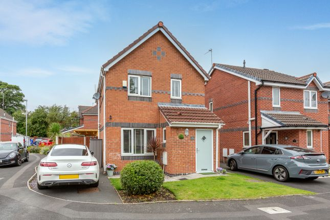3 bed detached house for sale in Frank Fold, Heywood OL10