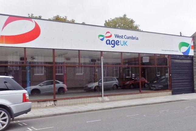 Thumbnail Retail premises to let in Finkle Street, 50, Workington