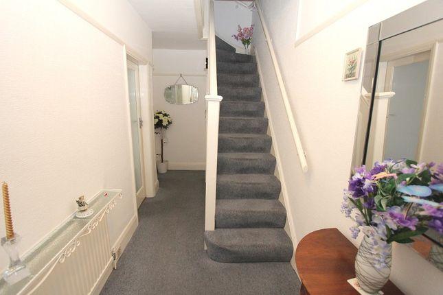 Hallway of Wyre Grove, Edgware, Greater London. HA8