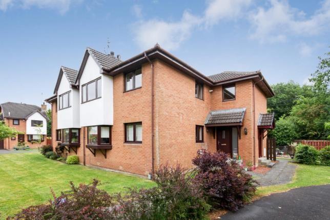 Thumbnail Flat for sale in Braidpark Drive, Giffnock, Glasgow, East Renfrewshire