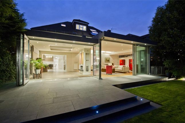 Thumbnail Detached house for sale in Christchurch Road, London