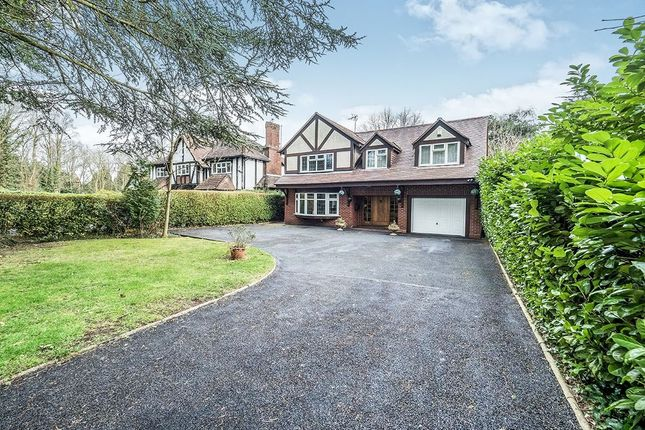 Thumbnail Detached house for sale in Stoneleigh Road, Coventry