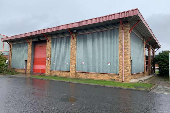 Thumbnail Industrial to let in Unit 3, Sargon Way, Great Grimsby Business Park, Grimsby