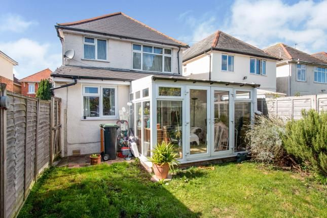 Thumbnail Flat for sale in Winton, Bournemouth, Dorset