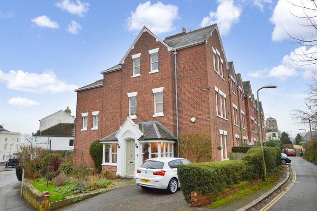 End terrace house for sale in Woodbine Terrace, Exeter, Devon