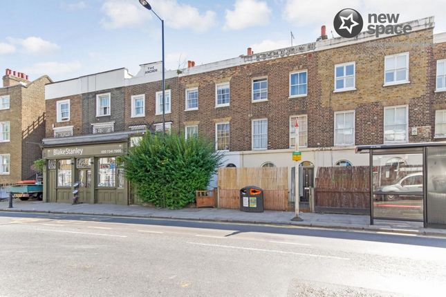 Thumbnail Terraced house to rent in Balls Pond Road, Dalston