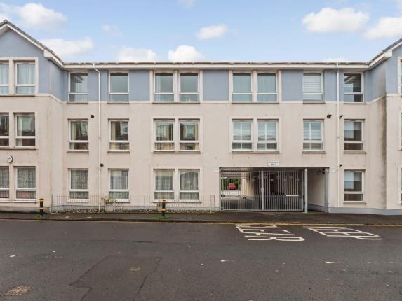 External of St. Columba Place, Nelson St, Largs, North Ayrshire KA30