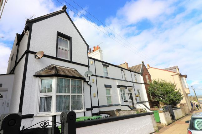 Thumbnail Flat for sale in Waterloo Road, Wallasey