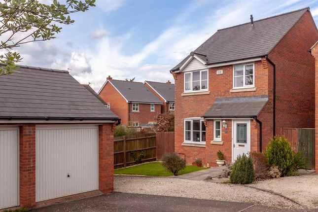 Thumbnail Detached house for sale in Bell Place, Greytree, Ross-On-Wye