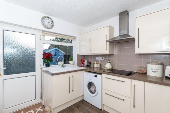 Kitchen of Bakewell Road, Burtonwood, Warrington WA5