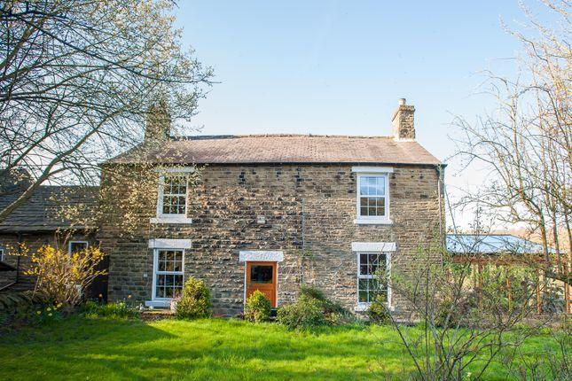 Thumbnail Farmhouse for sale in Trunce Farm, Green Moor, Sheffield