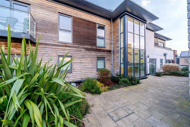 Thumbnail Flat for sale in Attfield, Park Way, Newbury, Berkshire