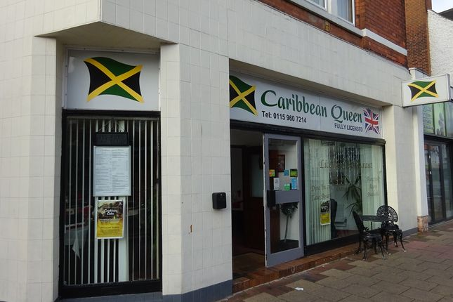 Thumbnail Restaurant/cafe to let in Mansfield Road, Nottingham