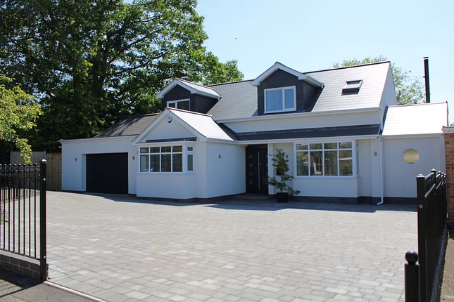Thumbnail Detached house for sale in Avon Road, Kenilworth