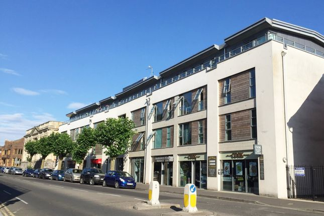 Thumbnail Flat to rent in Corporation Street, Taunton