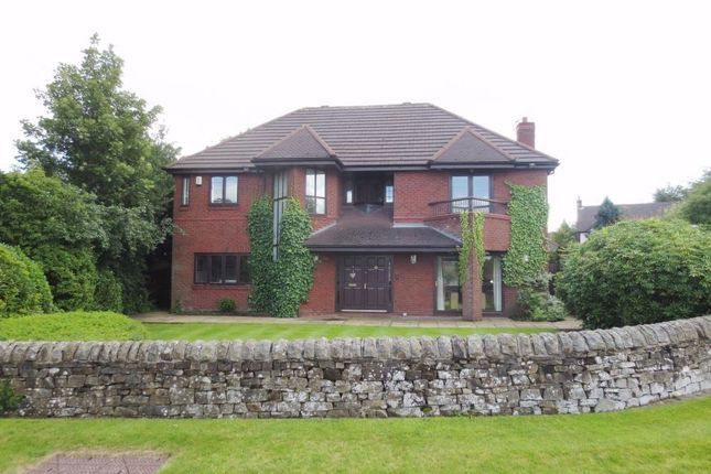 Thumbnail Detached house to rent in Holmlee Way, Prestbury, Macclesfield