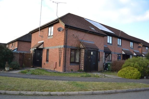 Thumbnail Semi-detached house to rent in Gibson Close, Abingdon