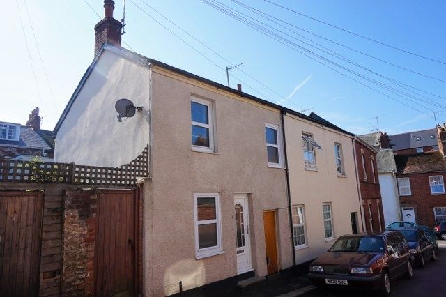 Thumbnail End terrace house for sale in Pound Street, Exmouth