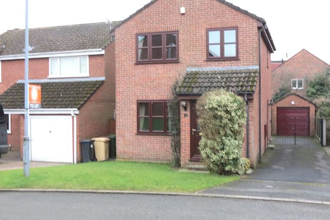 Thumbnail Detached house to rent in Churnet Close, Westhoughton