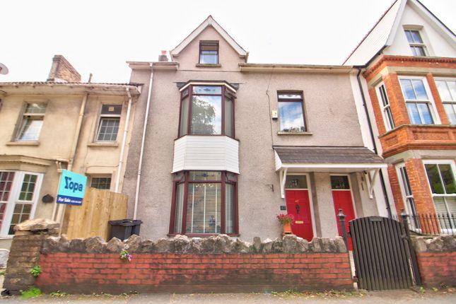 Thumbnail Terraced house for sale in Pentyla Baglan Road, Port Talbot