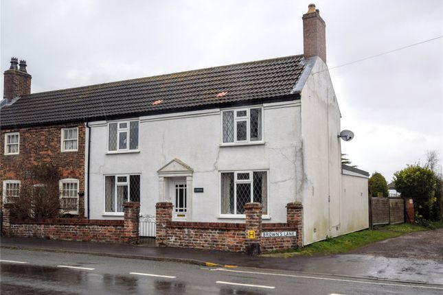 2 bed semi-detached house for sale in Keeling Street, North Somercotes LN11