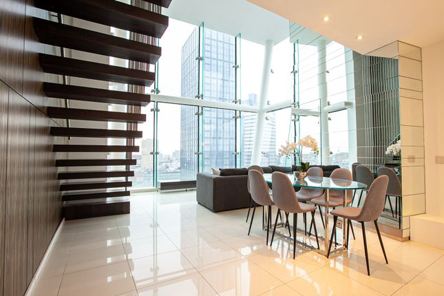 Thumbnail Flat to rent in The Skyline 2, Goulden Street