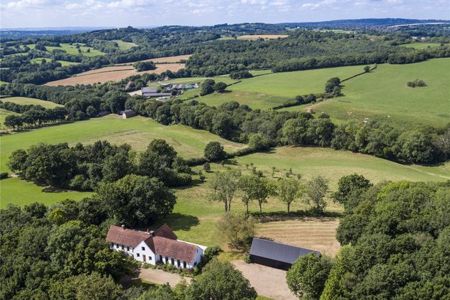 Thumbnail Detached house for sale in Little Trodgers Lane, Mayfield, East Sussex