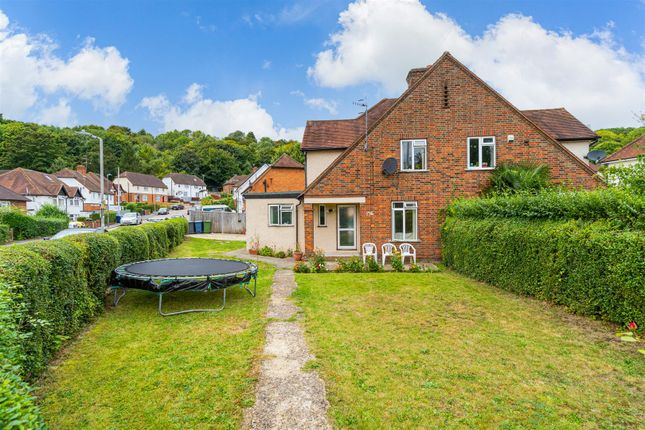 Thumbnail Semi-detached house for sale in Bowerdean Road, High Wycombe