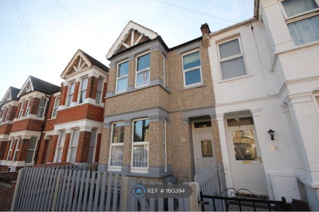 Thumbnail Terraced house to rent in Meredith Road, Clacton-On-Sea