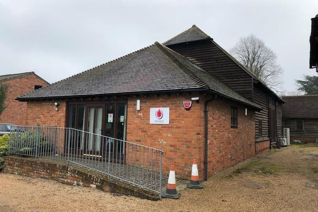 Thumbnail Office to let in The Barn, Lested Farm, Plough Wents Road, Chart Sutton, Maidstone, Kent
