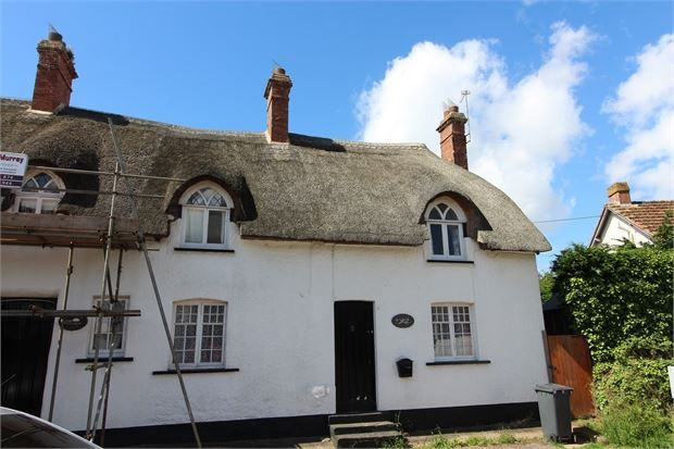 Thumbnail Cottage to rent in West Down Lane, Exmouth, Devon.