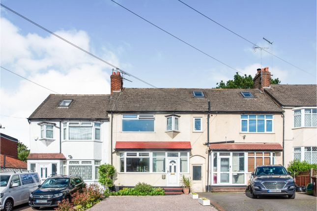 3 bed terraced house for sale in Bullhead Road, Borehamwood WD6