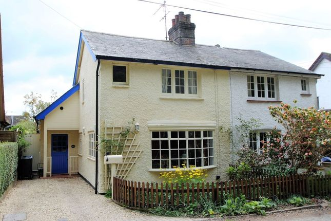 3 bed semi-detached house for sale in Church Path, Prestwood, Great Missenden