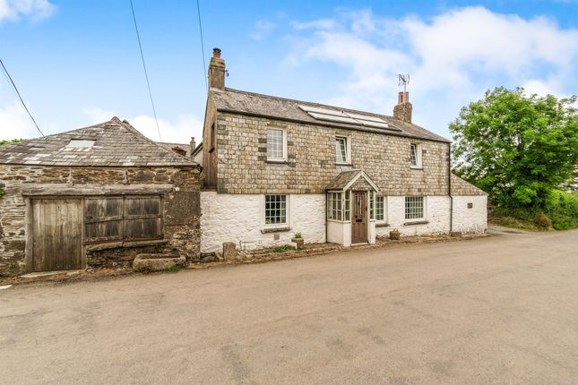 Thumbnail Detached house for sale in Forge House, Longlands, Saltash