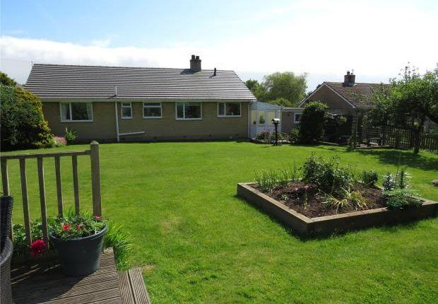 Thumbnail Detached bungalow for sale in Oak Lea, Thurstonfield, Carlisle, Cumbria