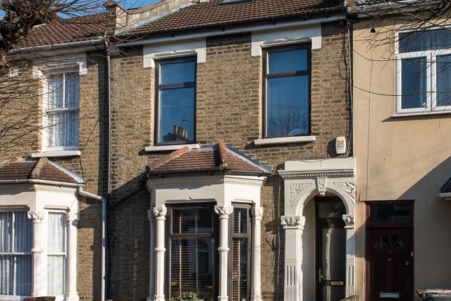 Thumbnail Terraced house for sale in Matthews Park Avenue, London