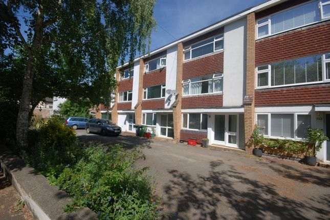 1 bed terraced house to rent in Leam Terrace, Leamington Spa, Warwickshire CV31