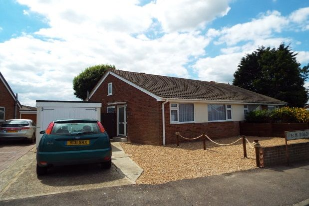 Thumbnail Bungalow to rent in Elm Road, St. Marys Bay, Romney Marsh
