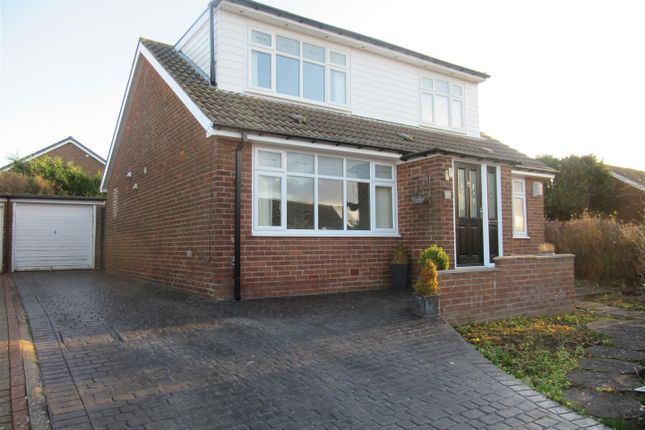 Thumbnail Detached bungalow for sale in Lavender Road, Whickham, Newcastle Upon Tyne