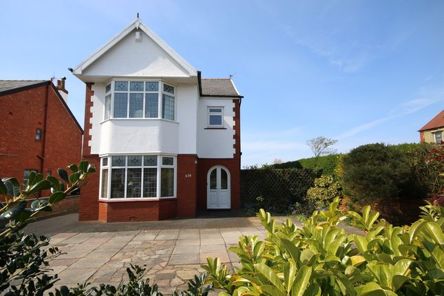 Thumbnail Detached house for sale in Liverpool Road, Ainsdale, Southport