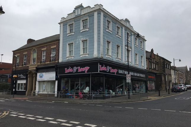 Thumbnail Retail premises to let in Saville Street, North Shields
