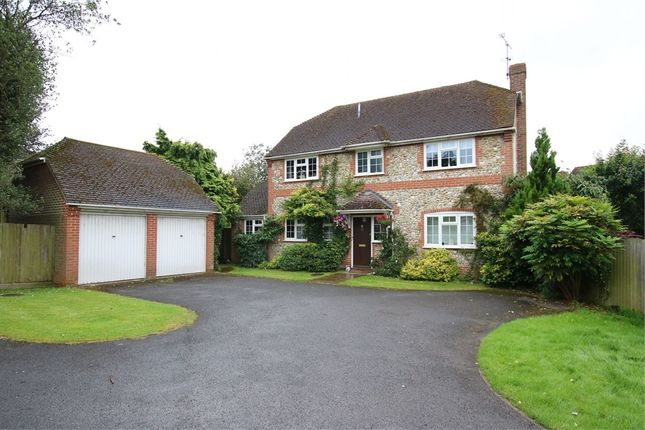 Thumbnail Detached house to rent in The Lea, Finchampstead, Wokingham, Berkshire