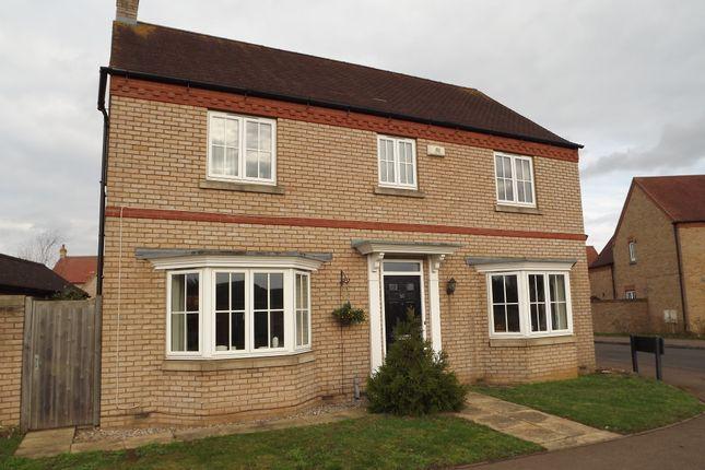 Thumbnail Detached house for sale in Sandy Road, Potton