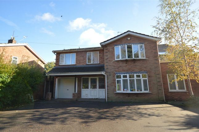 Thumbnail Detached house for sale in Ipswich Road, Norwich, Norfolk