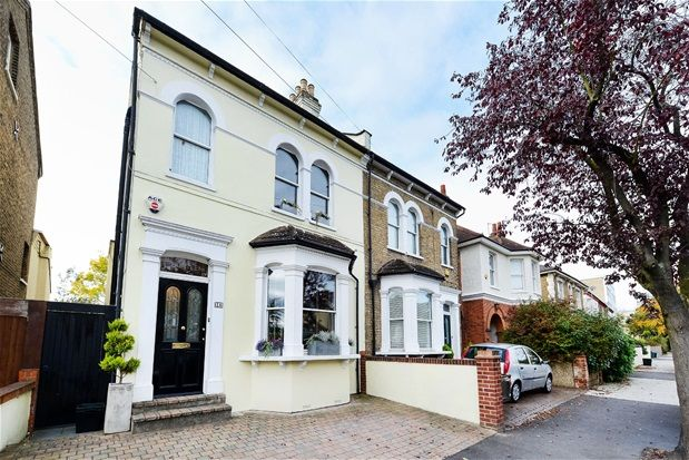 Thumbnail Semi-detached house for sale in Stembridge Road, London