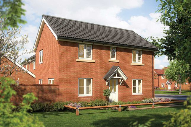 """Thumbnail Detached house for sale in """"The Becket"""" at Rudloe Drive Kingsway, Quedgeley, Gloucester"""