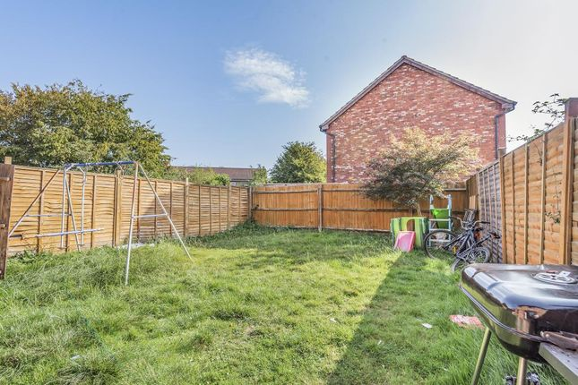 Garden of Yarrow Close, Greater Leys OX4, Oxford,